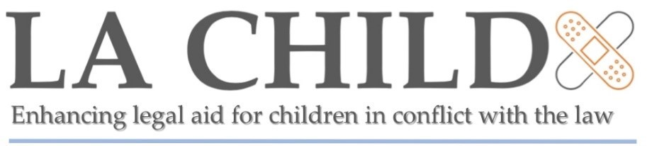 Logo LA Child sans slogan