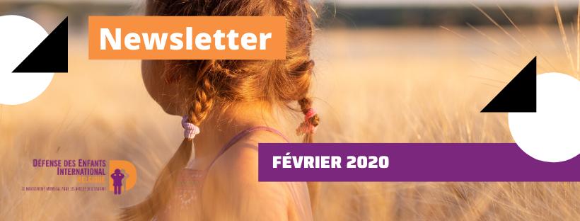 En tête NL février 2020